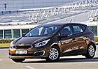 Kia Cee'd 1.4 CVVT (73 kW) – Golf za menší peníz