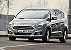 Ford S-Max 2.0 TDCi (132 kW) – Vyměkl, je ale stále skvělý