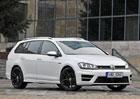 VW Golf R Variant – Kombi mnoha tváří