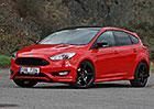 Ford Focus Red & Black Edition 1.5 EcoBoost – Dravý jen na pohled