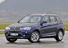 BMW X3 xDrive20d AT – Miláček firemních flotil