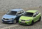 Seat Ibiza 1.0 TSI vs. Škoda Fabia 1.2 TSI – Jsou tři lepší než čtyři?
