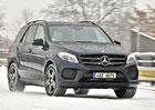 Mercedes-Benz GLE 350 d 4Matic – Svět je ještě v pořádku