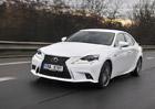 Lexus IS 200t F Sport – Neprávem přehlížený