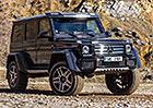 Mercedes-Benz G 500 4x42 – Čirá radost