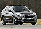Dlouhodobý test: Honda CR-V 1.6 i-DTEC/118 kW 9AT