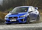 Subaru WRX STI – Zdravě šílené