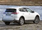 Toyota RAV4 Hybrid AWD – Počítej do deseti