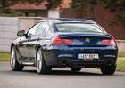 BMW 640d xDrive Gran Coupé – Mezi nebem azemí