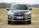 Dlouhodobý test: Honda CR-V (2.díl). A tyhle bezpečnostní systémy vymýšlel kdo?