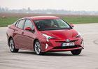 Toyota Prius – Šílená tvarem, dokonalá spotřebou