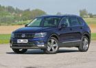 Volkswagen Tiguan 2.0 TDI (110 kW) – MPV do terénu