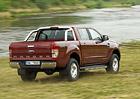 Ford Ranger 3.2 TDCi (147 kW) – Jemnější lesník