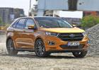 Ford Edge – Americký kus crossoveru