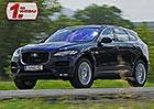 Jaguar F-Pace 3.0d V6 Biturbo – Kde se stala chyba?