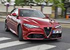 Alfa Romeo Giulia Quadrifoglio – Zlodějka srdcí