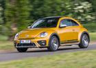 Volkswagen Beetle 1.4 TSI DSG Dune  – Brouk do terénu?