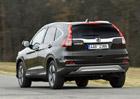 Dlouhodobý test: Honda CR-V (3.díl). Je tady finále!