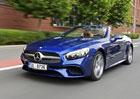 Mercedes-Benz SL 400 – Racek bez střechy