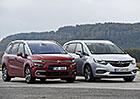 Opel Zafira 2.0 CDTi vs Citroën C4 Grand Picasso 2.0 BlueHDI – Zrodinných důvodů