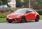 VW Beetle Black Edition 1.4 TSI DSG – Poznáte facelift?
