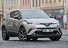 Toyota C-HR – Celkem Hustá káRa