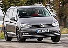 Volkswagen Touran 1.4 TSI (110 kW) – Má benzin vůbec šanci?
