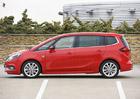 Opel Zafira 1.6 Turbo – Táta sportovec