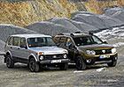 Dacia Duster 1.6 SCe 4x4 vs. Lada Niva 1.7 – Legendární návštěvník je tady!