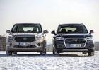 Audi Q5 2.0 TDI vs Ford Kuga Vignale 2.0 TDCi – Tak snad příště
