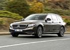 Mercedes-Benz E350d – VelkÉ rodinnÉ cEstování