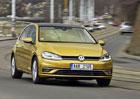 Volkswagen Golf 2.0 TDI DSG – Sedm, čili sedm převodů