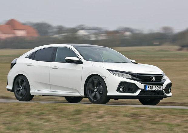 Honda Civic 1.0 VTEC Turbo – Všechno je jednou poprvé