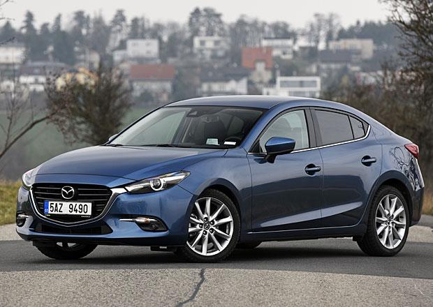 Mazda 3 Sedan 2.0 Skyactiv-G120 – Tajemství bodu G