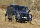 Mercedes-Benz G 350d Professional – Život se špunty v podlaze
