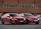 Honda Civic 1.5 VTEC vs. Seat Leon 1.4 TSI ACT – Kdo umí sportovní styl lépe?