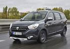 Dacia Lodgy Stepway Outdoor 1.6 – Stylařem za pár korun