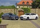 Ford Mondeo 2.0 TDCi vs. Opel Insignia 2.0 CDTI – Je Insignia opravdu skvělá?