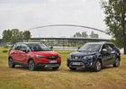 Opel Crossland X vs Suzuki Vitara – Evropa Evropanům?