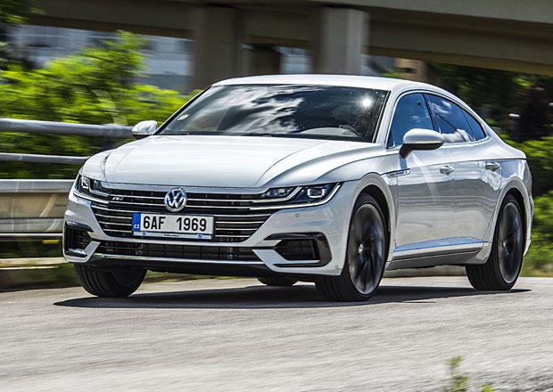 Volkswagen Arteon 2.0 BiTDI 4Motion – Víc než Passat?