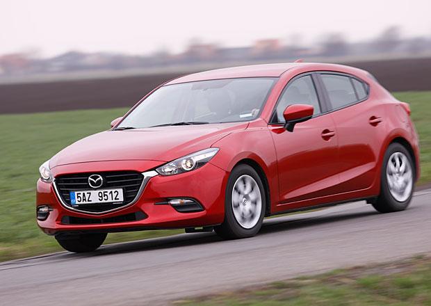 Mazda 3 1.5 Skyactiv-G100 – Jezdí, troubí, vrčí i pobaví!