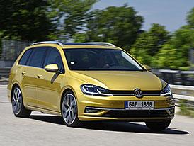 Volkswagen Golf Variant 1.5 TSI (110 kW) – Parádní motor s dvěma chybami