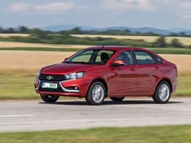 TEST: Lada Vesta – Umí Rusové postavit moderní auto?