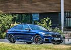BMW M550i xDrive – Nekecali… Je nejlepší!