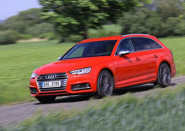 Audi S4 Avant – Trochu málo kouše