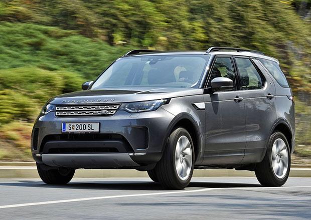 Land Rover Discovery 3.0 Td6 HSE – Nevyměknul!