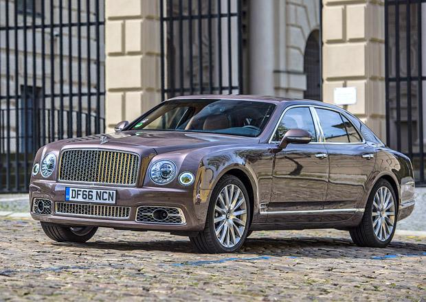 Bentley Mulsanne – Zkrátka jiný svět
