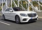 Mercedes-Benz S 400 d 4Matic – Nafta v řadě!