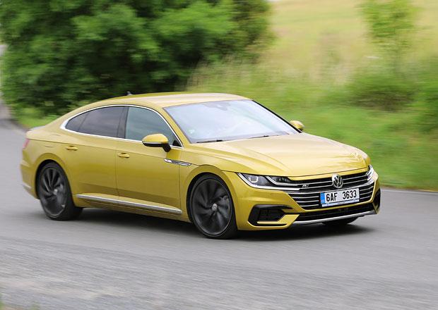 VW Arteon 2.0 TSI DSG 4Motion R-Line – Je nejsilnější zároveň nejlepší?