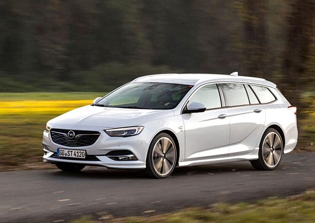Opel Insignia Sports Tourer 2.0 Turbo AWD – Vrcholný nerovná se nejlepší